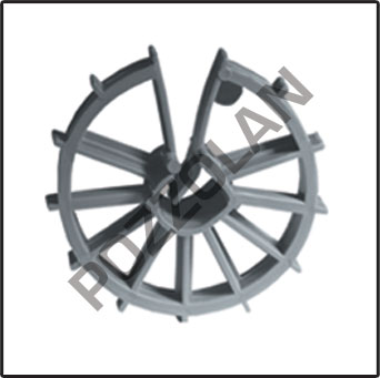 Heavy Wheel (Circular) Spacers