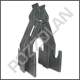 Arch Double Rebar Chair Spacers